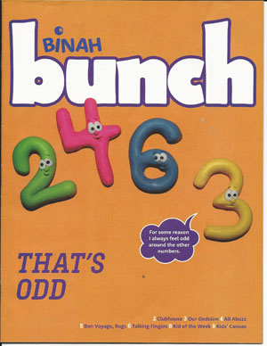 Binah Bunch Magazine